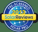 2013 solar reviews