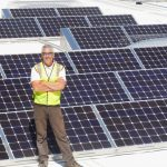 Airport Solar Install Makes RENEW Wisconsin's Honor Roll