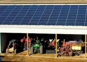 featherstone solar panels