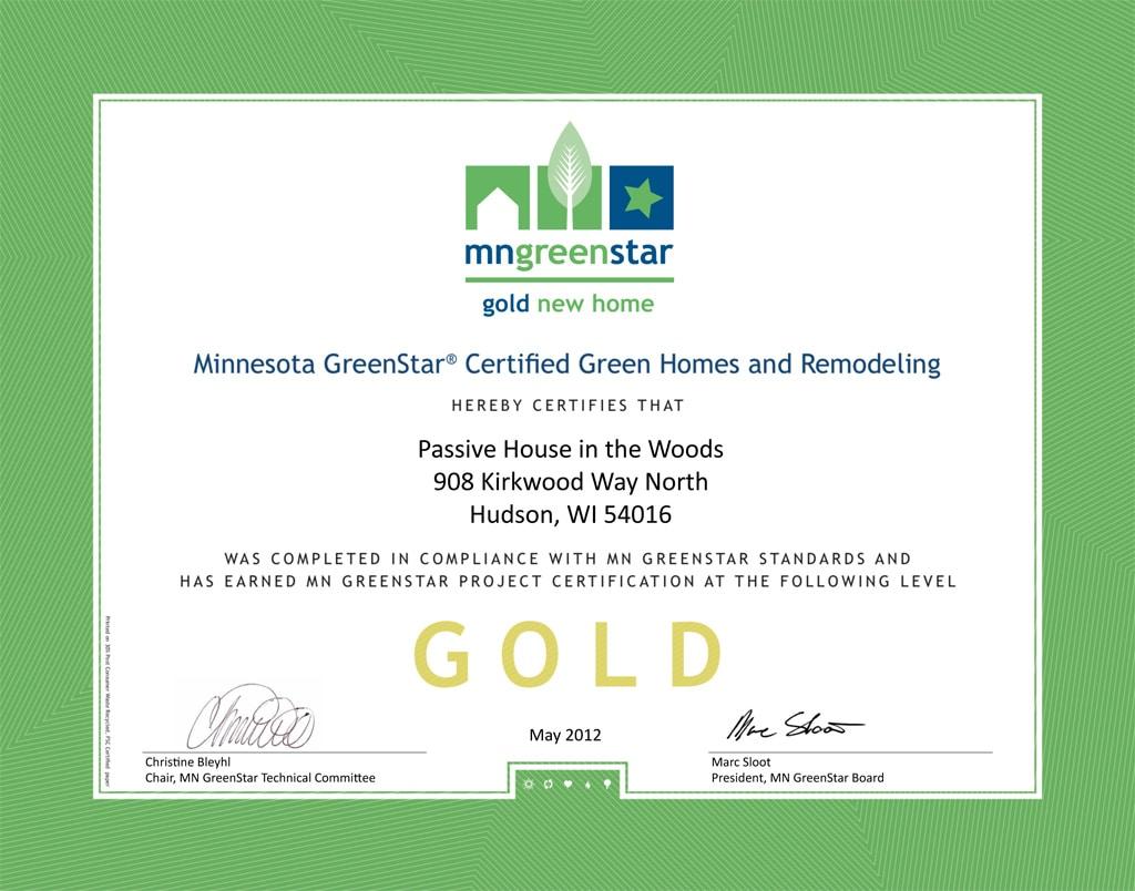 MNGS Certificate