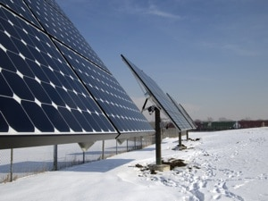 Superfund Site solar panels
