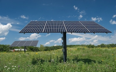 Economics Solar field